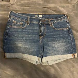 Size 4 old navy Jean shorts